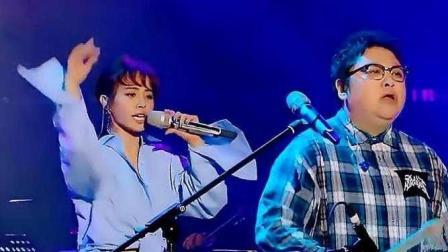 蔡依林与韩红合唱《舞娘》, 意想不到的组合迸发动人的异域风情!