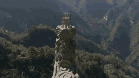 中国最危险的香炉, 建在悬崖边, 无数人丧命于此, 但仍有人去上香
