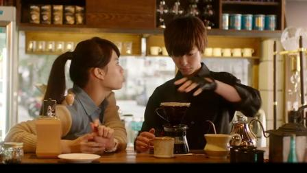 三分钟看《等一个人咖》特异女孩和她在咖啡店结识的帅哥的故事!