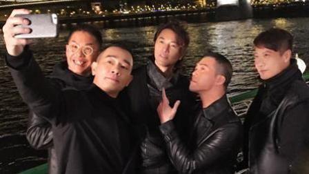 星映话-《黄金兄弟: 有兄弟有江湖》主题策划