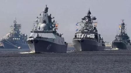 俄军机遭击落后, 美核航母全速驶向中东, 警告俄军不要冲动