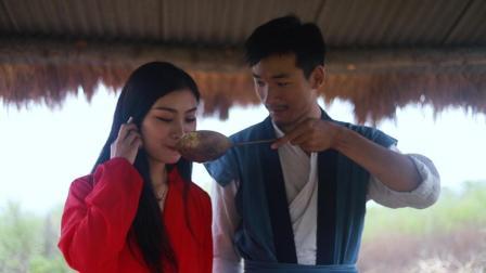 中秋阳澄湖蟹煲汤, 随手捞出来两只就是美味, 一口气能喝一碗!