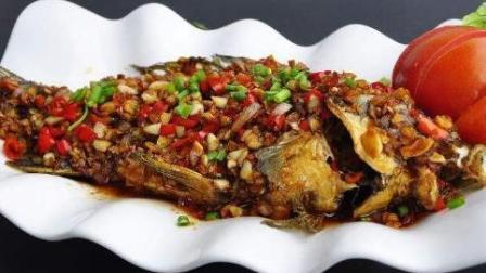 红烧鱼的做法, 红烧鲫鱼的家常做法, 鲫鱼怎么做好吃大厨都这样烧