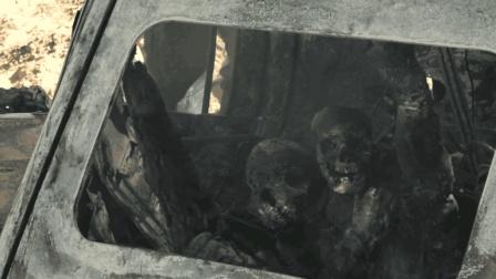 豆瓣9分电影, 荒郊野岭, 两个相拥烧焦的尸体, 柯南都想不到真相