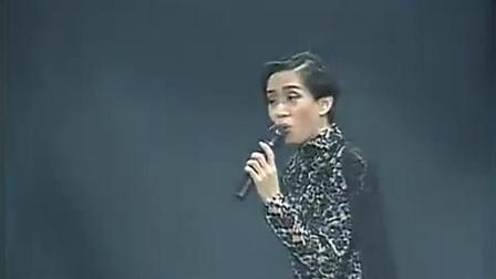 梅艳芳《IQ博士》1991年演唱会, 太卡哇伊了