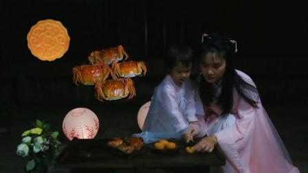 中秋节美食有哪些? 月饼肯定不能缺, 还有大闸蟹也是, 附超详细新式蛋黄月饼教程