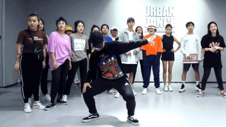 IVY 编舞《Attention》Urban Dance Studio Swag Monster