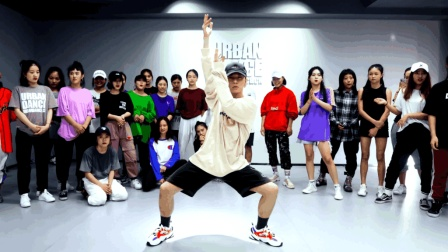 黄潇 编舞《Everything》Urban Dance Studio Hello Dance