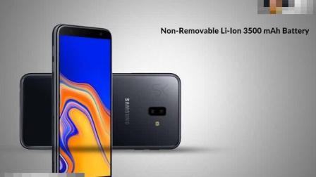 三星Galaxy J6+采用6GB运行内存电池: 3500mAh