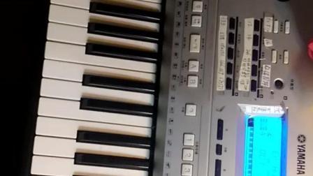 (山谷的思念): 电子琴演奏: 纯音乐