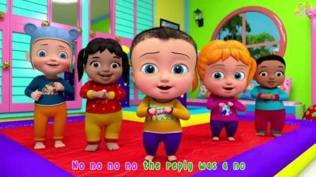 宝贝多吃蔬菜哦! 趣味卡通动漫儿歌 儿童英文歌曲 少儿早教英语