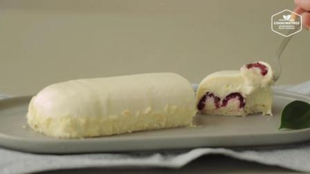 超治愈美食教程: 香草慕斯蛋糕 Vanilla Moussecake