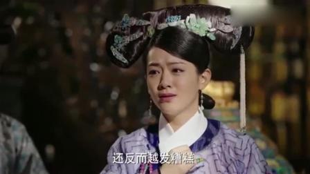 《如懿传》舒妃欲出宫, 甄嬛却让她向皇上进言