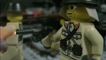 乐高电影, 保卫南京! 重现二战经典战役!