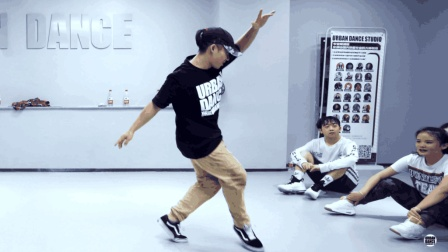 IVY 编舞《Sensitivity》Urban Dance Studio House Swag Monster