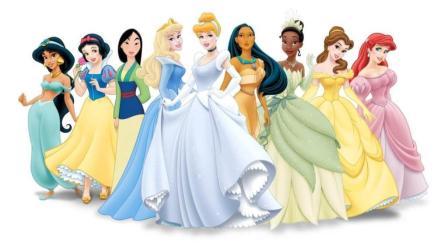 十二星座分别是哪位迪士尼公主, 白羊座是爱丽儿!