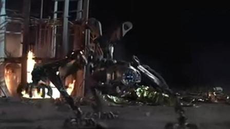 红色星球: 飞船迫降携带的机器人触发军事模式 预置人类于地