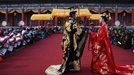中国史上唯一的外国皇后, 上位后第一件事, 是请
