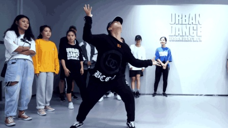 IVY 编舞《On My Own》Urban Dance Studio Swag Monster