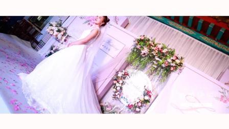 2018年5月26日山东济南周爱玲&李英美婚礼花絮