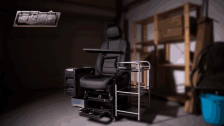 """《汽车再生》: 汽车座椅变身神奇的""""万能汽修椅""""-爱车的诺诺"""