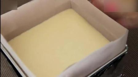 日式海绵蛋糕做法