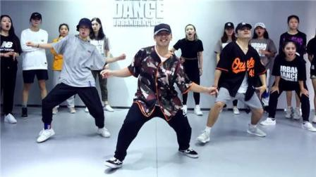 IVY 编舞《Move Something》Urban Dance Studio Swag Monster