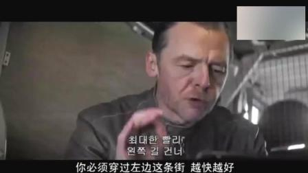 碟中谍6;伊森精彩的跑步追逐战! 演技爆表!