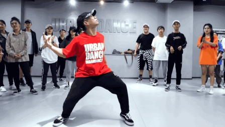 IVY 编舞《Horus》Urban Dance Studio Swag Monster