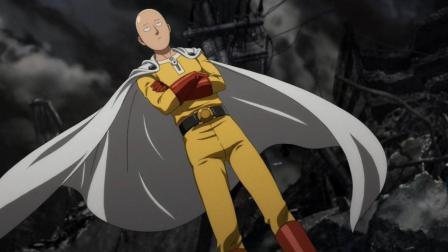 一拳超人———孤独的英雄
