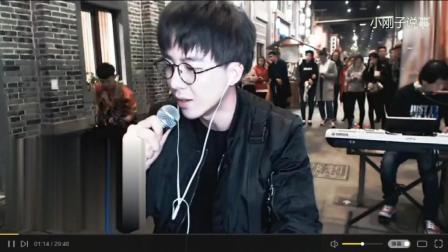 你的小哥哥刘宇宁已上线, 摩登兄弟演绎《生如夏花》太好听了