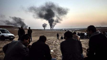 【局势君】美国不但失去了叙利亚, 也失去了中东的半壁江山