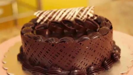 国外牛人的巧克力裱花, 这手艺太让人佩服了!