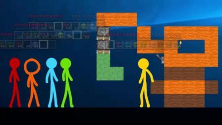 《系统人》动画短片第二集: 建筑比赛
