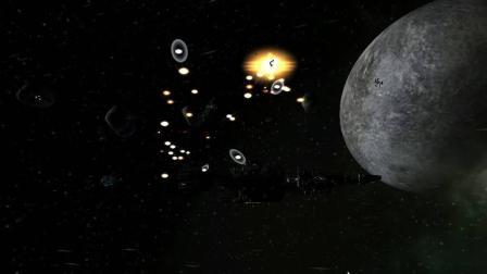 美国太阳天文台竟是拍到不能曝光的UFO舰队?