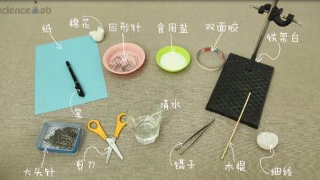 在家也能玩的科学小实验: 和孩子一起动手做一个简易湿度计