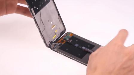 红米6 Pro 屏幕拆解更换演示教程
