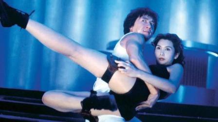 这部25年前成龙本色出演的动作电影 全片女神云集让人看花了眼!