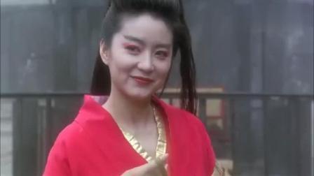 林青霞的东方不败无人能超越, 主题曲更是经典中