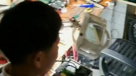 深圳聋人汽修培训-好复杂的汽车电脑维修中心