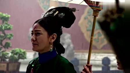 如懿传: 胡可、陈小纭拍戏意外受伤, 依然坚持太