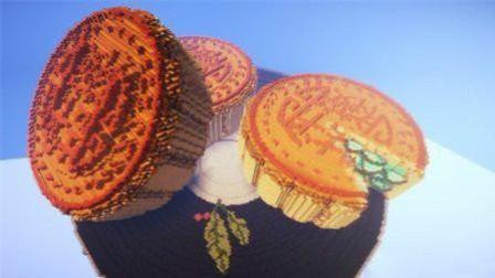 皮卡解说我的世界 第一季 中秋节快乐  教你在游戏中制作月饼