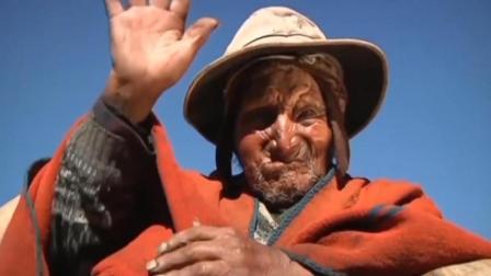 全球最长寿的男人, 今年已128岁, 谈起他的长寿秘