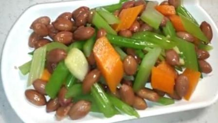 花生米芹菜胡萝卜, 完美的一盘下酒菜