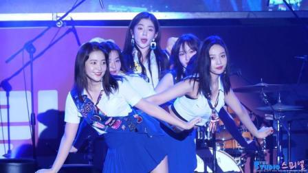 韩国美少女团体Red Velvet现场热舞大秀好身材