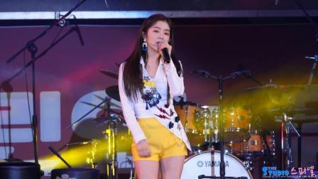 韩国美少女团体Red Velvet《With You》现场直拍