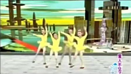 幼儿园舞蹈表演《雪人不见了》