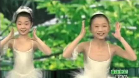 幼儿园舞蹈表演《雪娃娃》