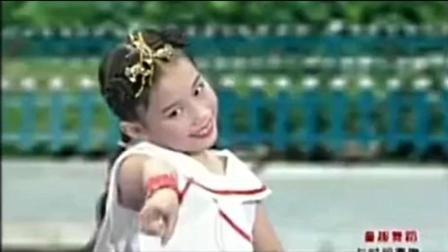 幼儿园舞蹈表演《与时间赛跑》