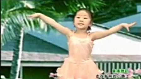 幼儿园舞蹈表演《走在乡间的小路上》
